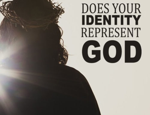 Does Your Identity Represent God